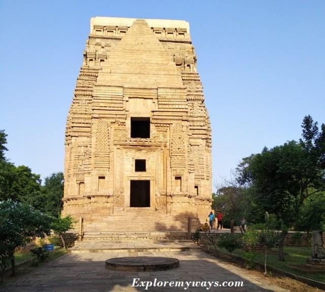 Teli ka mandir Gwalior fort