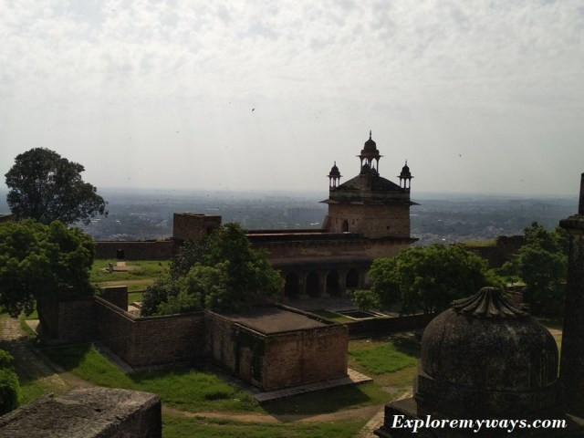 Vikram Mahal in Gwalior fort