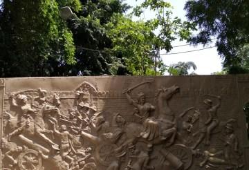 Jain sculptures of Gopachal Parvat