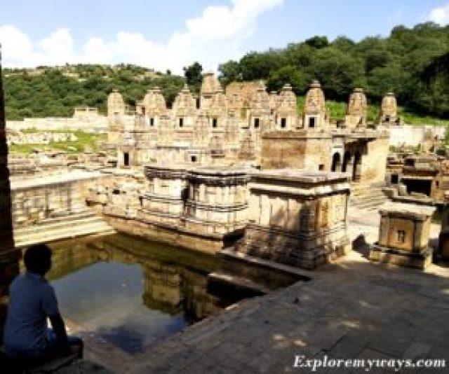 Group of hundreds temple at Bateshwar