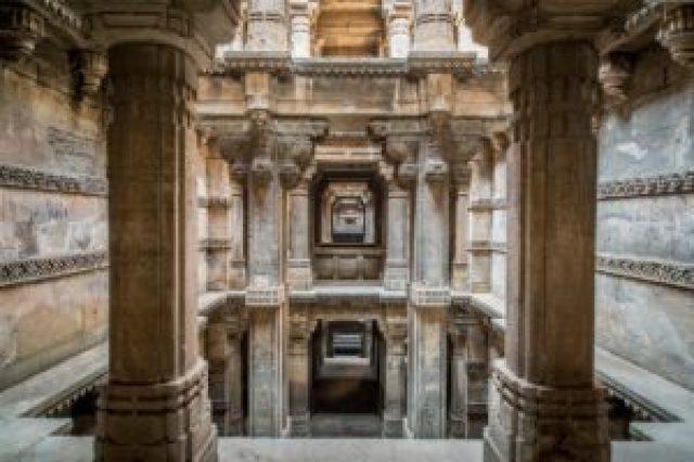 Dada-Harir-Vav a heritage well in Ahmedabad