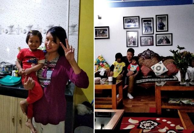 Phenzong family, best homestay in Gangtok