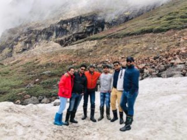 Lachen-Lachen trip from Gangtok