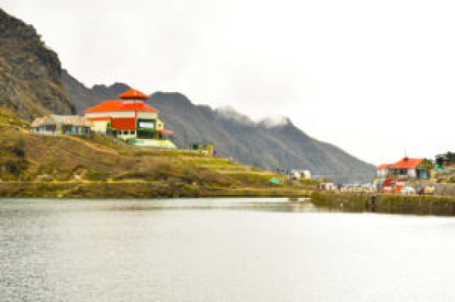 Tsogmo lake Sikkim