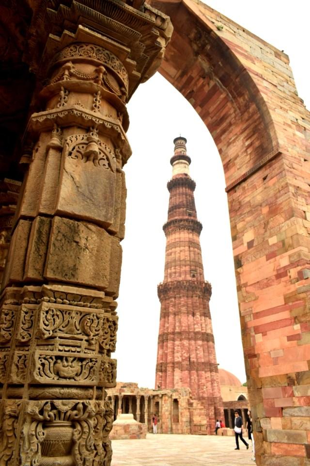 Qutub Complex, historical monument in Delhi