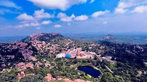 Taranga hills
