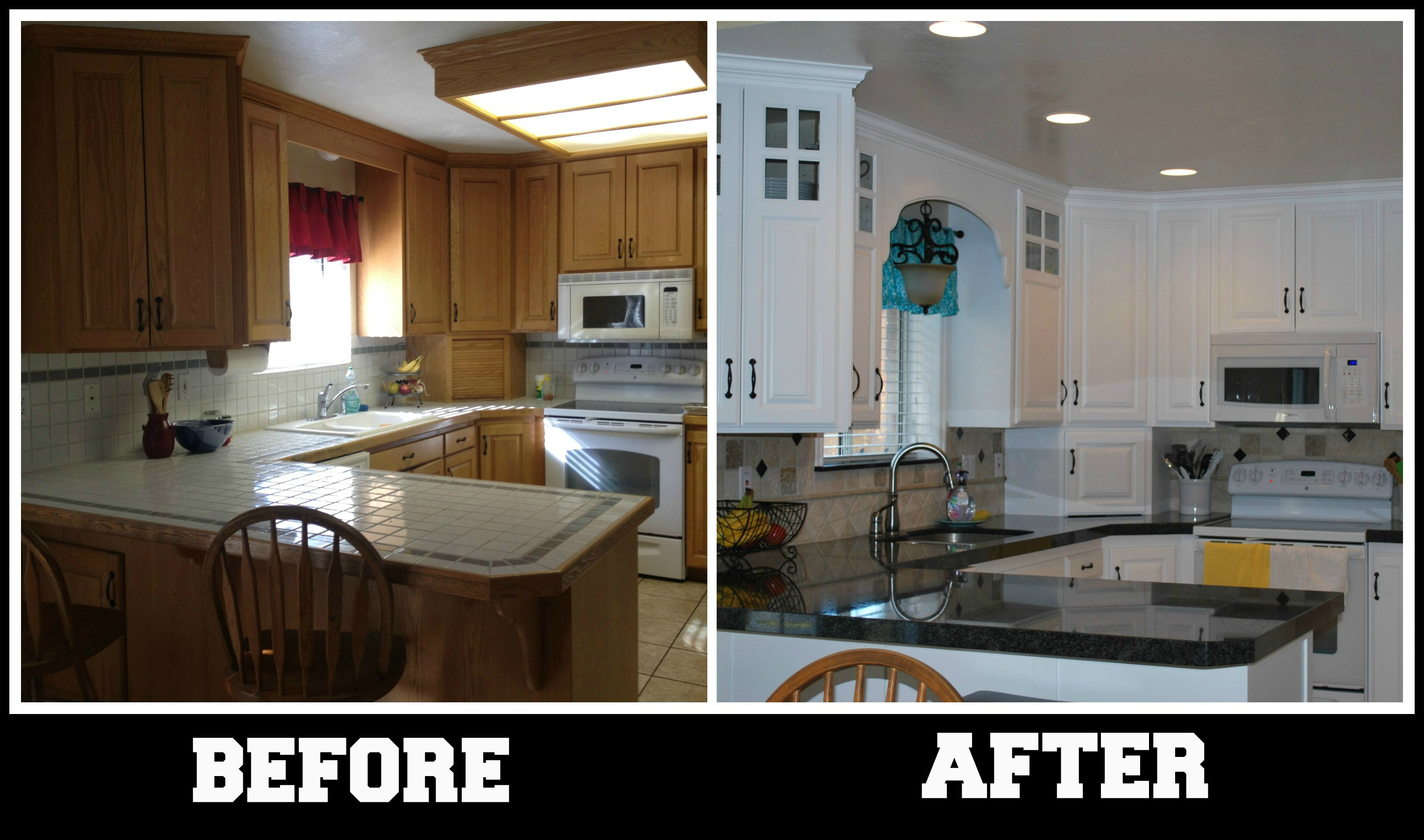 kitchen remodels before and after cabinet with glass doors remodel explore newness