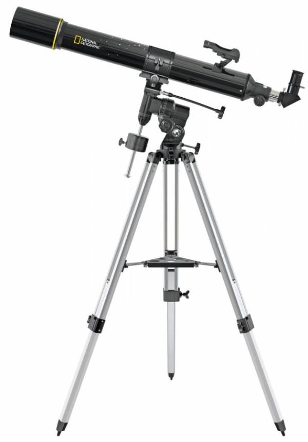 National Geographic – Refractor Telescope 90/900 EQ3