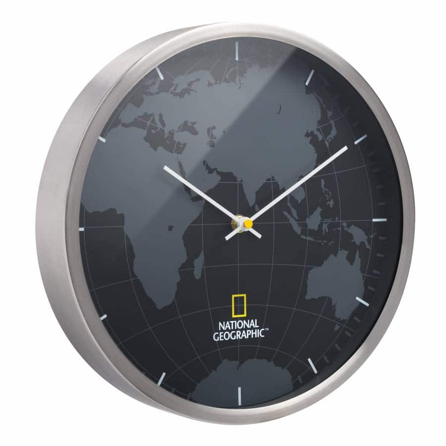 National Geographic – Wall Clock 30 cm