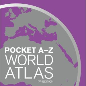DK Pocket A-Z World Atlas