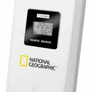 National Geographic – Weather Station