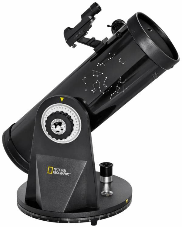 National Geographic – 114/500 Compact Telescope