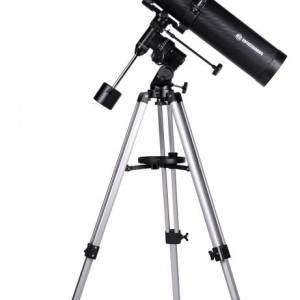 Bresser Galaxia 114/900 EQ Newton Telescope Carbon Design