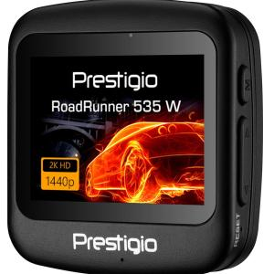 "RoadRunner 535W 1440p Super HD Car Dash Cam with 2"" Display"