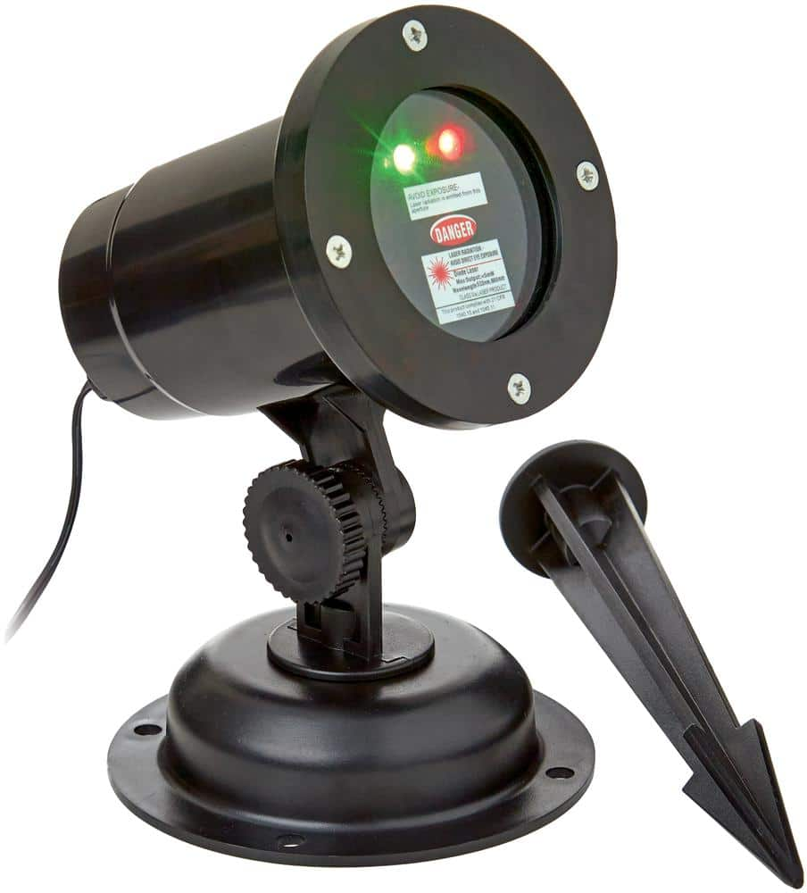 Laser Light Projector with Timer