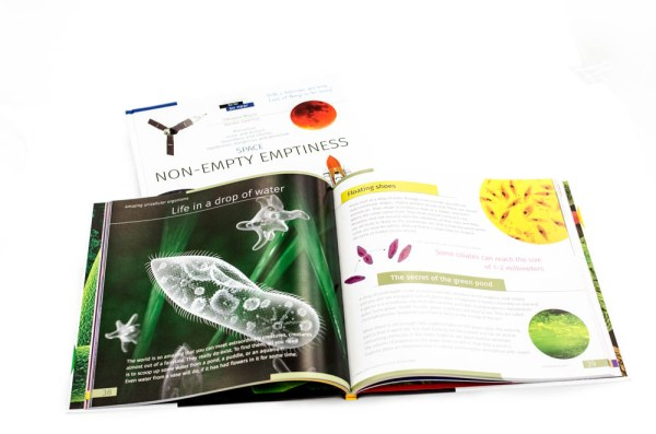 Space. Microworld. Knowledge Book 2 vol.