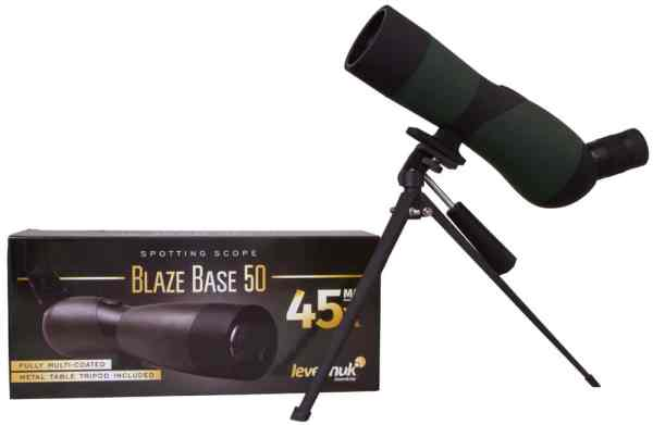 Levenhuk Blaze BASE 50 Spotting Scope