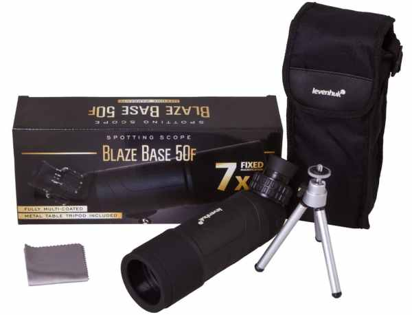 Levenhuk – Blaze BASE 50F Spotting Scope