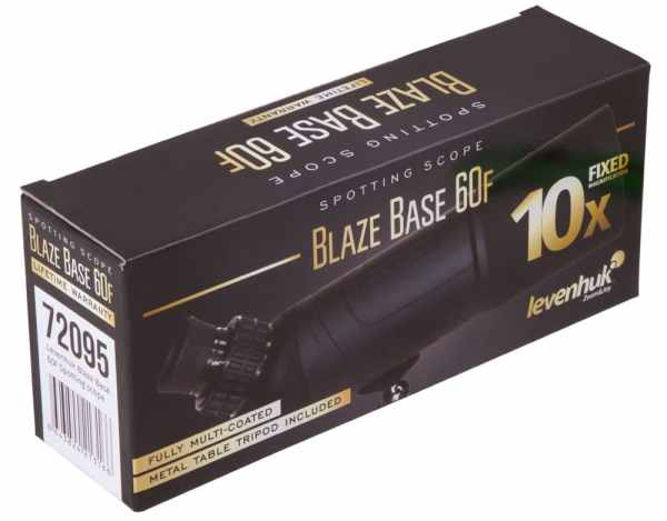Levenhuk Blaze BASE 60F Spotting Scope