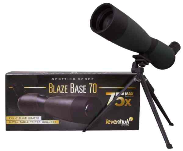 Levenhuk – Blaze BASE 70 Spotting Scope