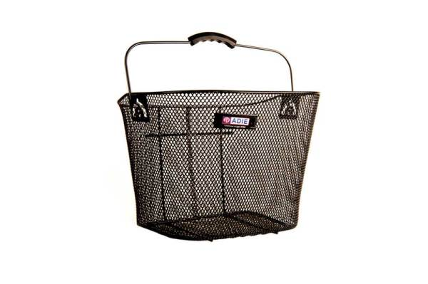 Adie Front Mesh Basket with Holder