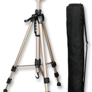 Aluminium Camera and Video Tripod - 166cm Maximum Height