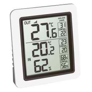 TFA – Wireless thermometer INFO
