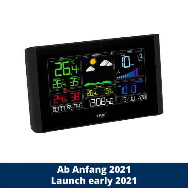 TFA – Wireless weather station with WiFi VIEW BREEZE