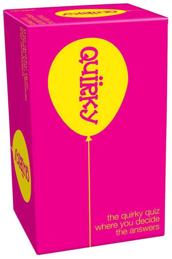Quirky Quiz Game