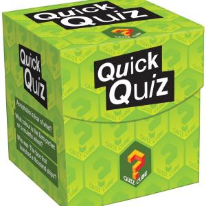 Quiz Cube Game, Quick Quiz