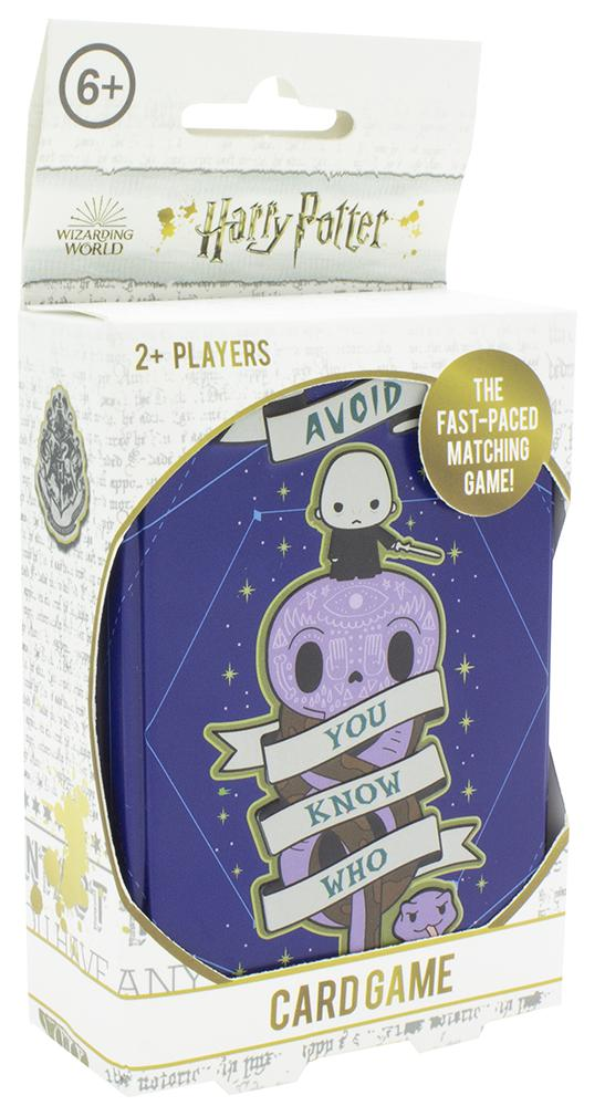 Harry Potter Avoid You Know Who Card Game