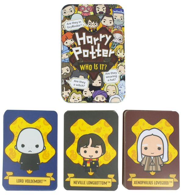 Harry Potter Who Is It Card Game