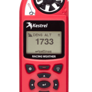Kestrel 5100 Motorsport Racing Weather Meter