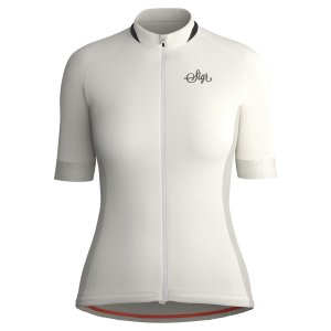 Sigr – Hägg White Cycling Jersey for Women