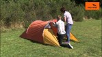 Easy Camp Spirit 200 Tent Pitching Video