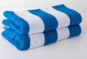 Chlorine Resistance Pool Towels