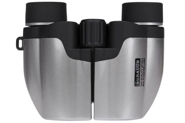Sunagor Mini Compact Pocket 18 x 21 mm Binoculars – Silver