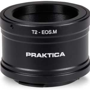 PRAKTICA Digiscoping T2 to Canon EOS-M Camera Mount Adapter