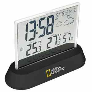 National Geographic Weather Station – Transparent