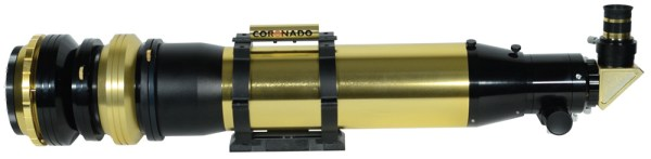 Coronado SolarMax III 90mm Double Stack Solar Telescope with RichView System and BF30