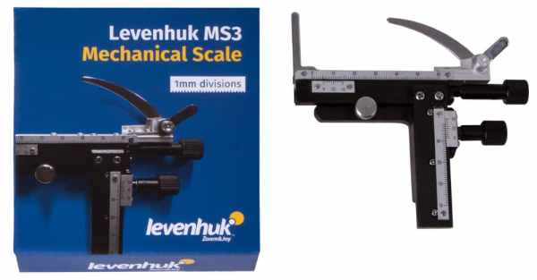 Levenhuk MS3 Mechanical Scale