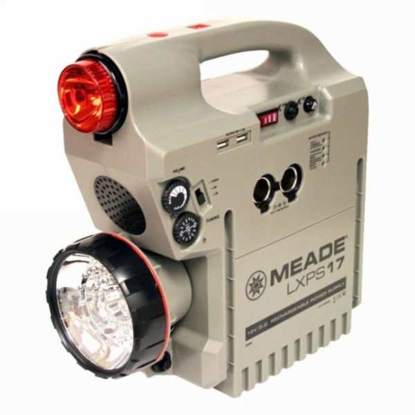 Meade LXPS17 Power Supply