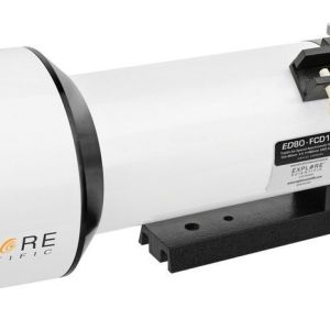 Explore Scientific ED APO 80mm FCD-100 ALU HEX Telescope