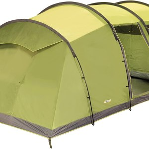 Vango – Odyssey Inflatable Family Tunnel Tent, Epsom Green, Airbeam 500