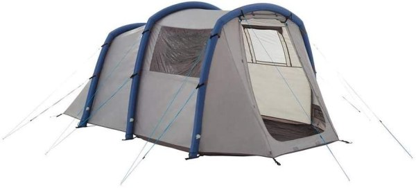Eurohike – Genus 400 Easy To Pitch 4 Person Inflatable Tunnel Tent