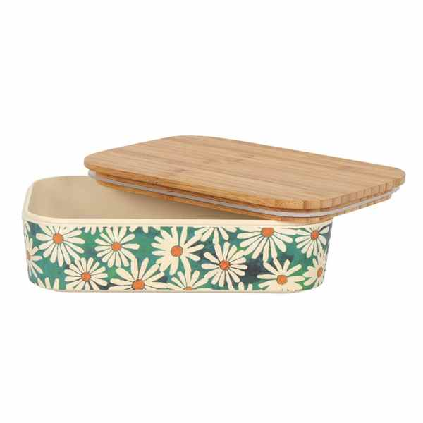 Oops A Daisy Bamboo Lunch Box