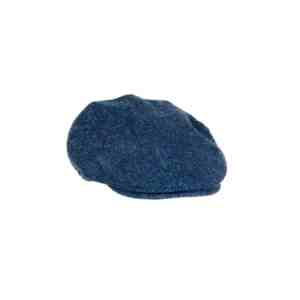 Mens Harris Tweed Flat Cap
