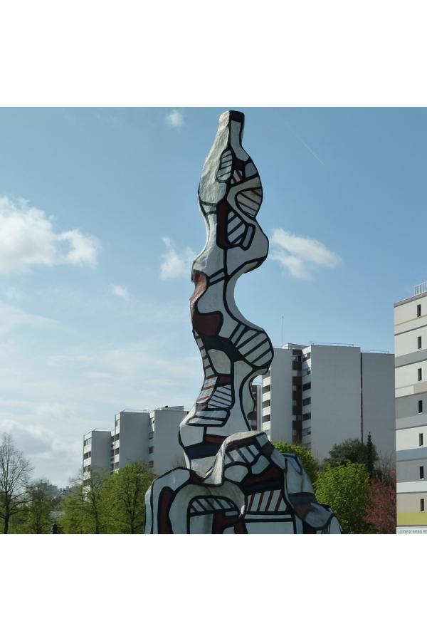 L Art Dans La Ville : ville, Balade, Ville, Vitry, Seine