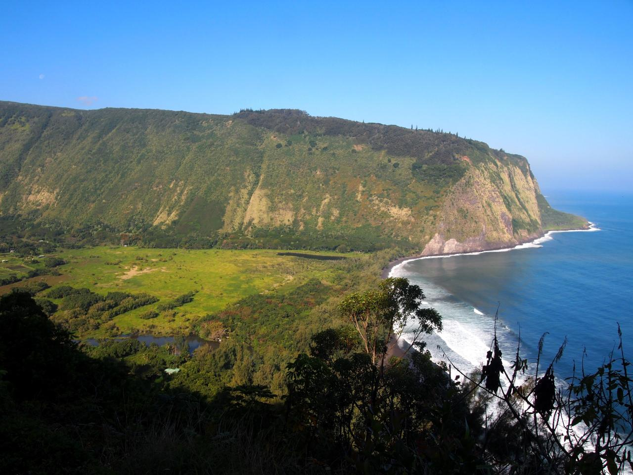 Waipi'o Valley.