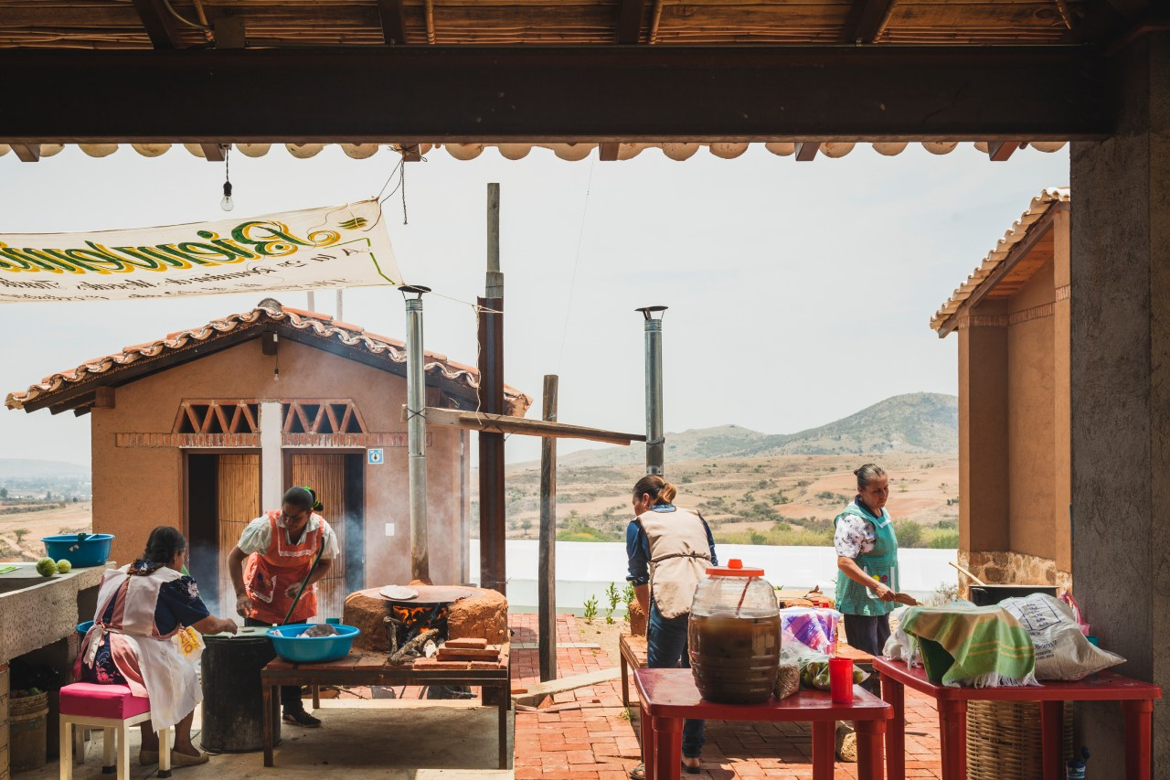 Masa, mezcal, and a toast to woman-knowledge in Oaxaca – Explore ...